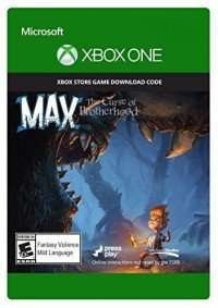 Max: The Curse of Brotherhood (Xbox One) ~ 5zł @ CDkeys