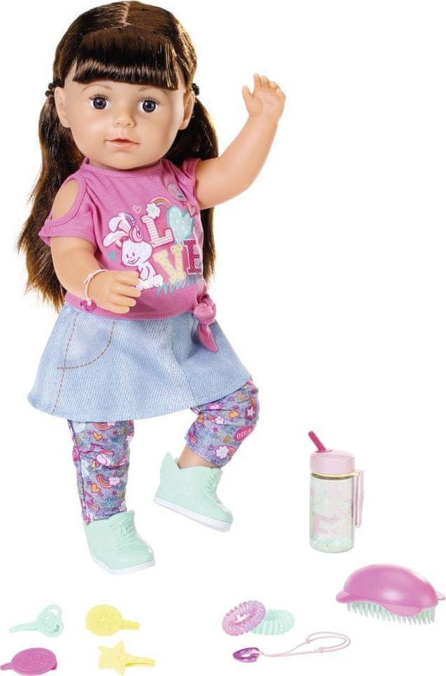 Lalka interaktywna Zapf Baby Born siostrzyczka