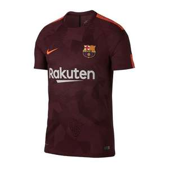koszulka NIKE FC BARCELONA VAPOR MATCH 2017/18