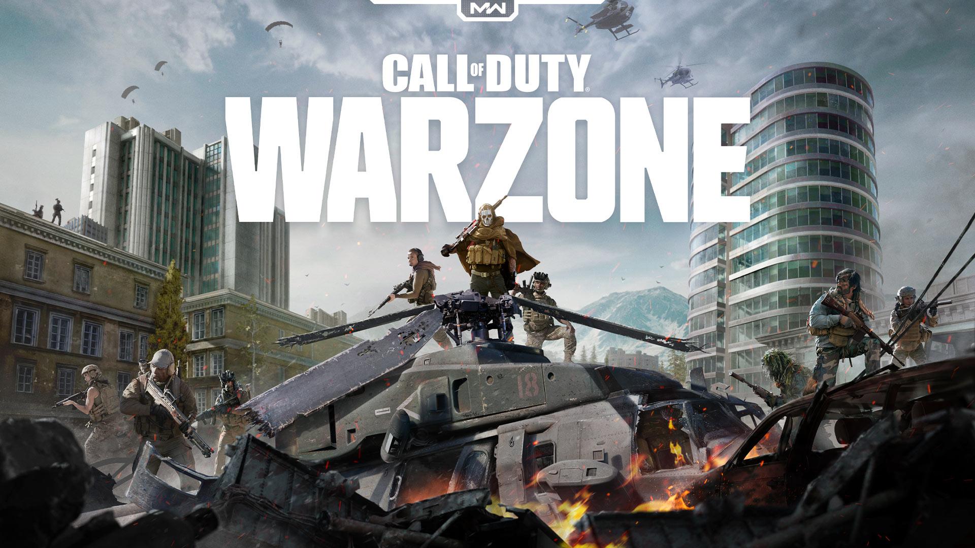 Podwójny weekend XP COD Warzone
