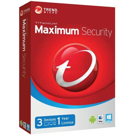 Programy zabezpieczające Trend Micro na Windows (Maximum Security), Mac (Antivirus), Android, iOS na 180 dni za darmo