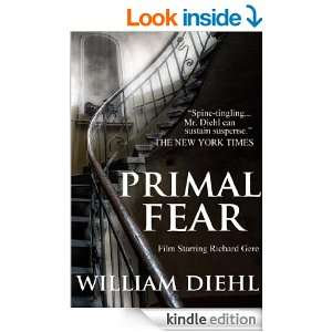 Primal Fear - William Diehl - darmowy ebook @ Amazon