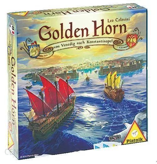 Golden Horn - gra planszowa