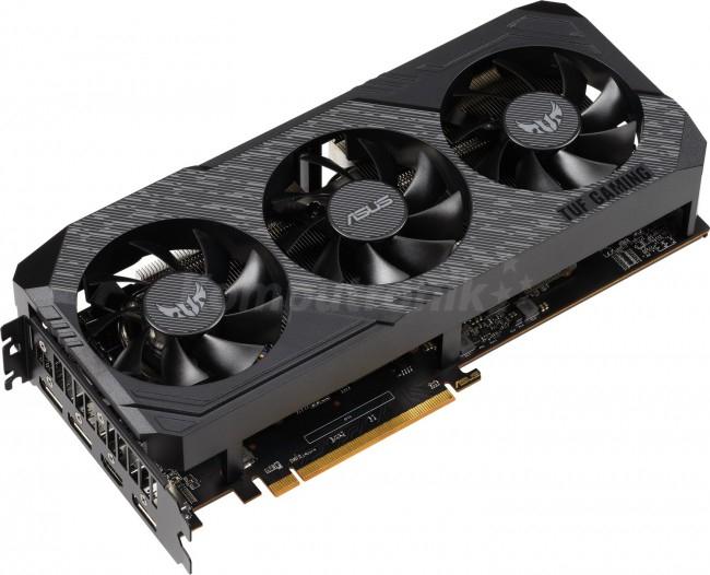 ASUS Radeon RX 5700 TUF GAMING X3 OC 8G