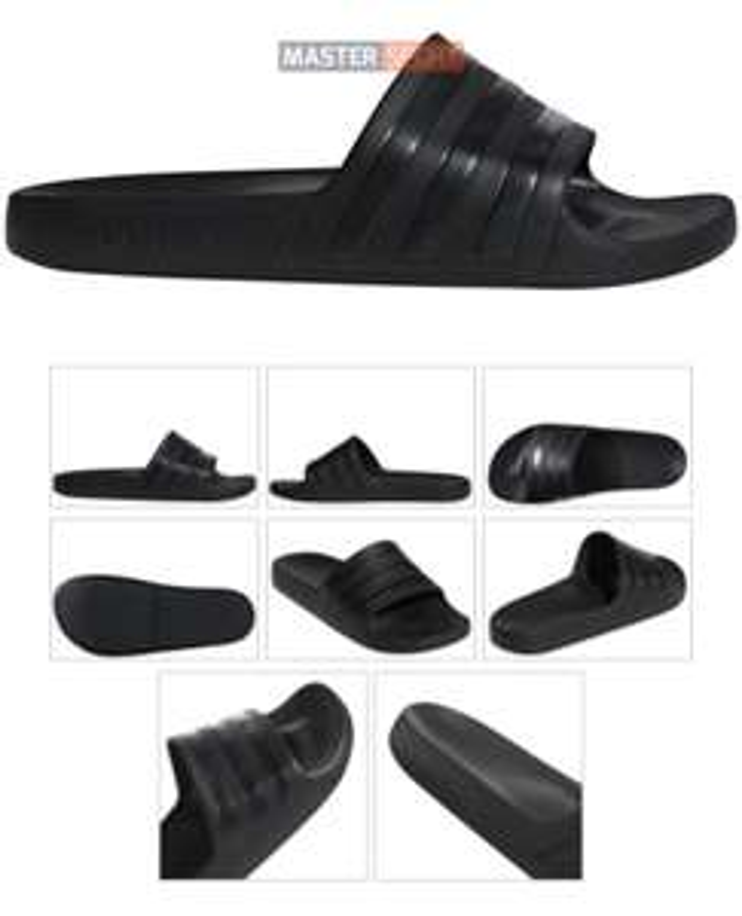 Klapki Adidas Adilette - dużo rozmiarów, japonki Reebok 31,20zł + kilka innych przykładów, cena z newsletterem - 20%
