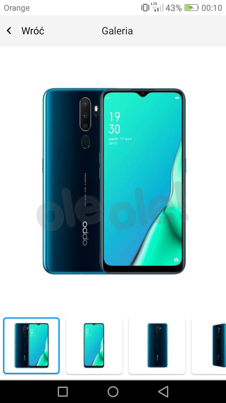 Telefon Oppo A9 2020
