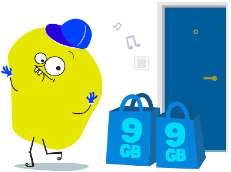 Nju mobile - 2x9Gb za darmo (oferta na maj)