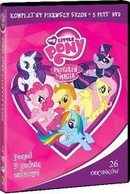 Empik,  My Little Pony. Części 1-5  (DVD),  28,99 zł (przecena ze 129,99)