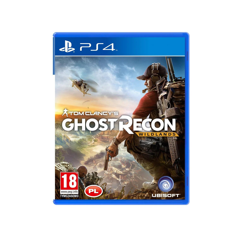 Tom Clancy's Ghost Recon: Wildlands PS4 w mediamarkt.pl
