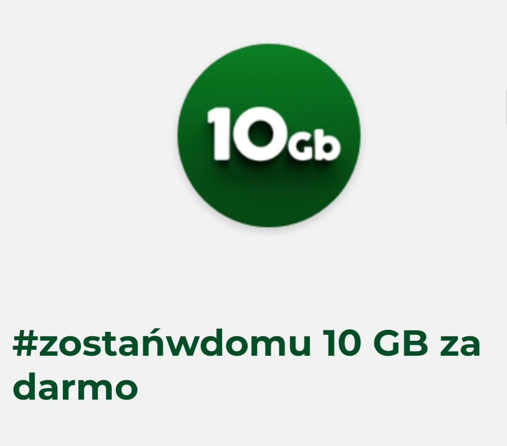 Darmowe 10 GB dla wszystkich klientów Plusa i Plusha