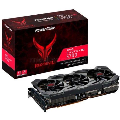 POWERCOLOR RADEON RX 5700 RED DEVIL 8GB GDDR6