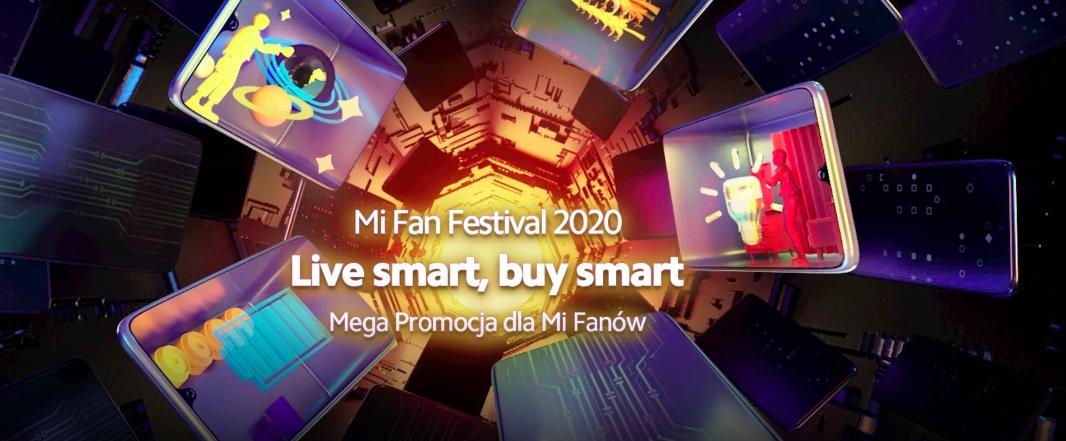Okazja zbiorcza - Xiaomi Mi Fan Festival