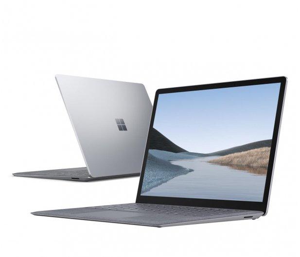 Microsoft Surface Laptop 3 i5/8GB/128 Platynowy