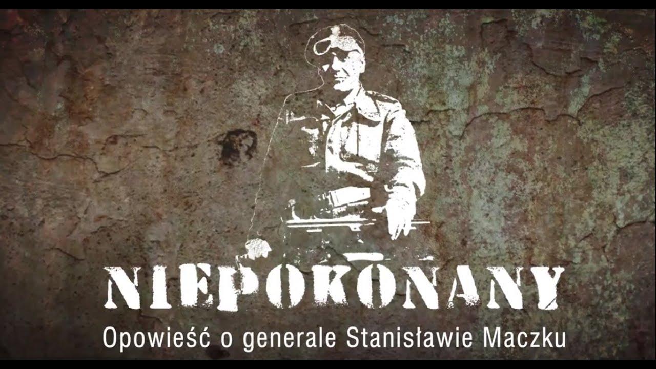 """""""Niepokonany"""" Opowieść o gen. Stanisławie Maczku na kanale youtube Muzeum Historii Polski do końca kwietnia"""