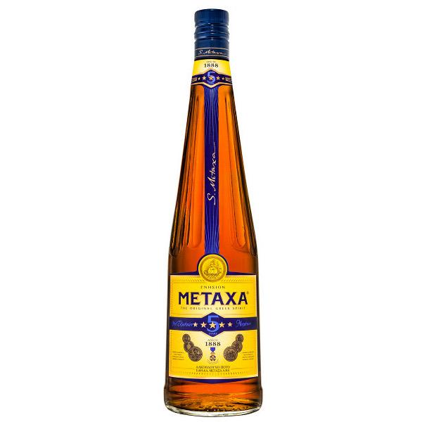 Brandy i inne alkohole Kazbek, Metaxa 5* sieć sklepów Al.Capone, podkarpackie, małopolska