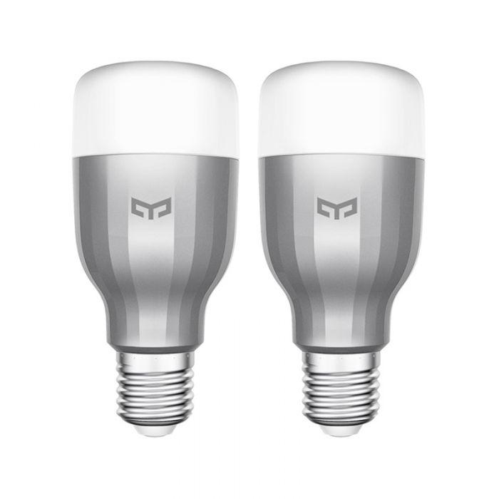 2 sztuki Xiaomi Mi LED Smart Bulb