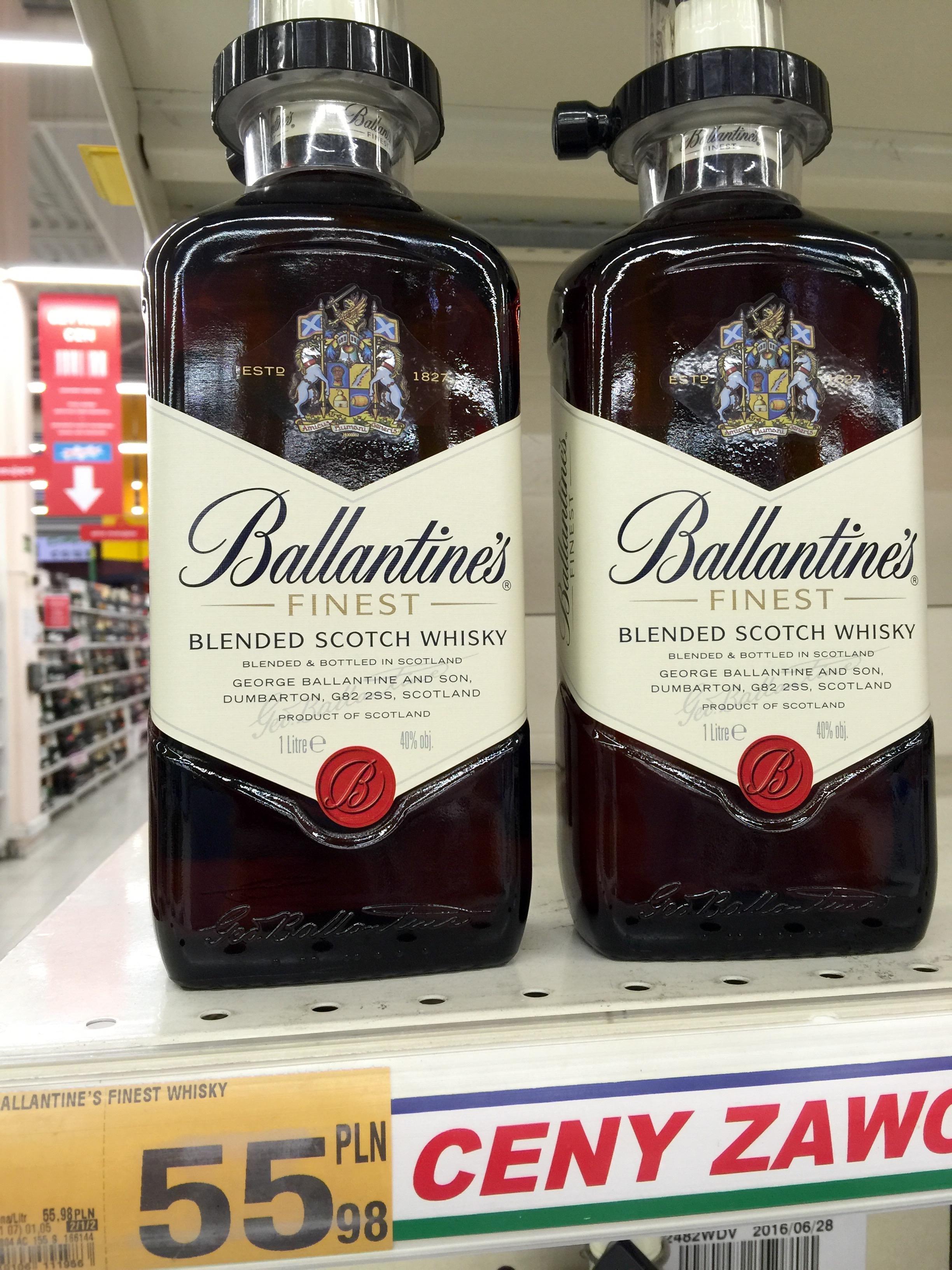 Ballantine's 1L Auchan