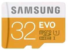 Karta Micro SDHC Samsung Evo 32gb Class 10 @Everbuying