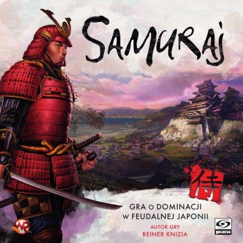 Gry Planszowe: Samuraj (61,90zł),Dixit (81.90zl) i Inne (z kodem z Newslettera)