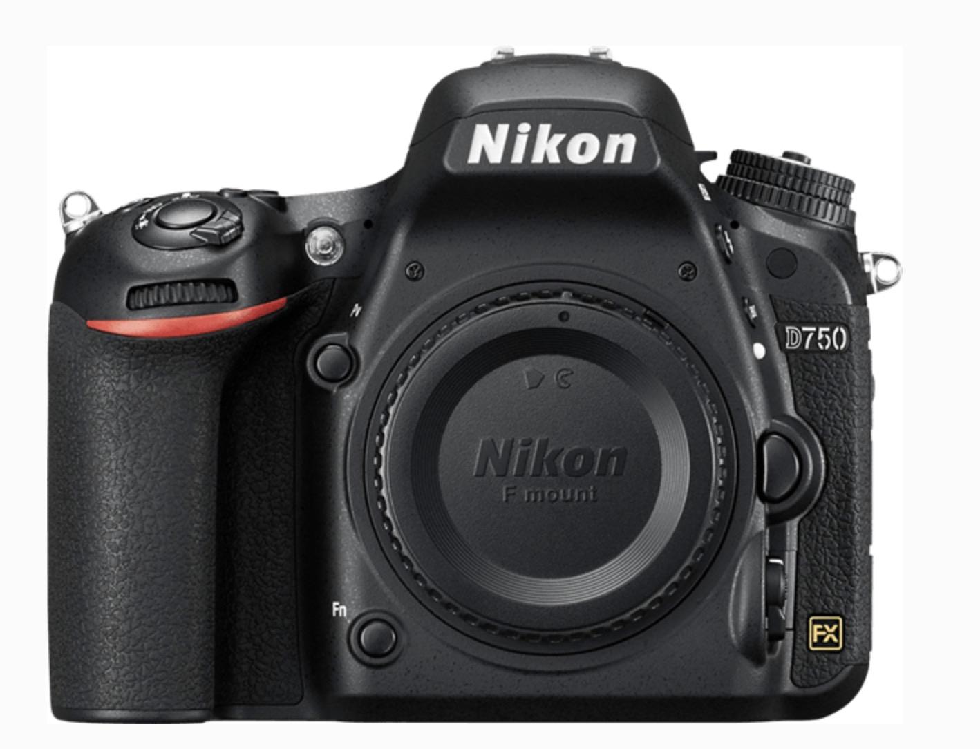 Nikon D750 body w bardzo dobrej cenie