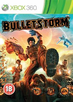 używany Bulletstorm (Xbox 360) za około 8zł @ GAME
