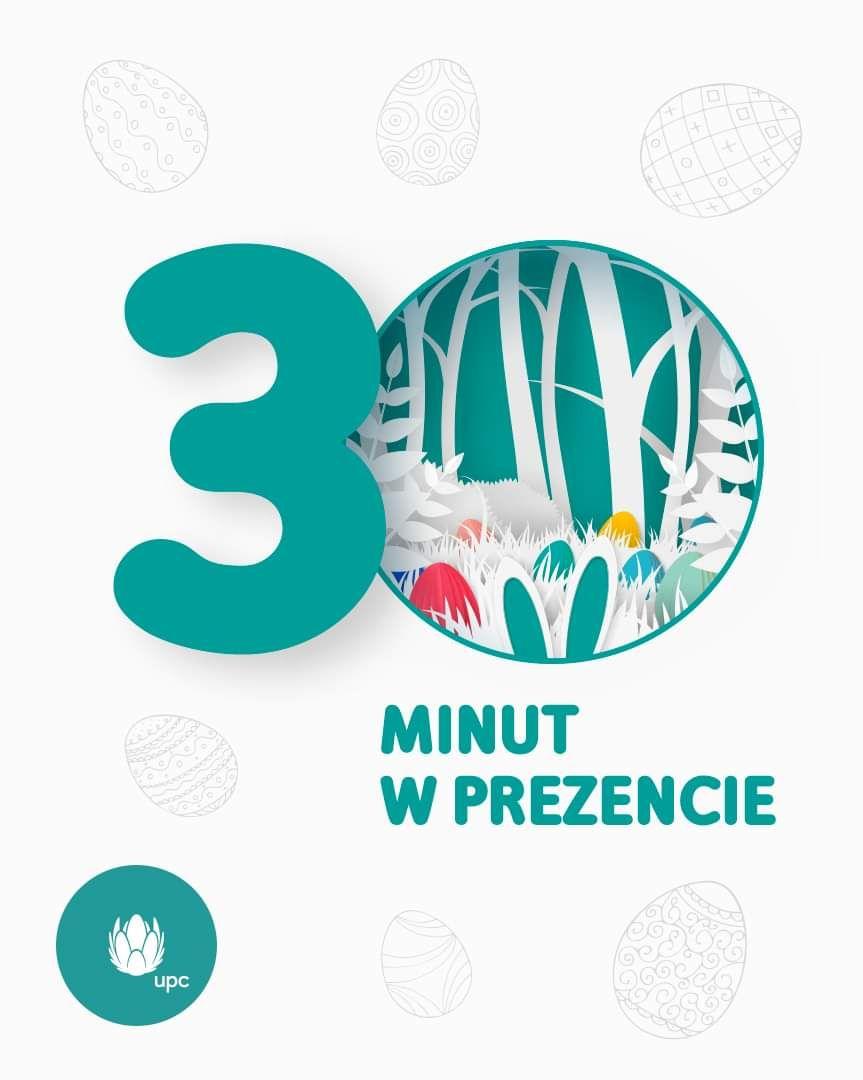 UPC, w wielkanocny weekend (11-13.04) 30 darmowych minut do wykorzystania na międzynarodowe numery komórkowe
