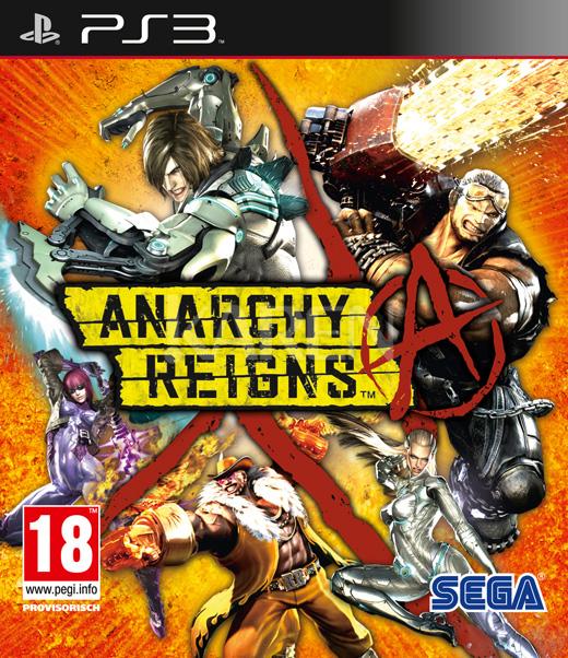 Anarchy Reigns na Playstation 3 za 8,91zł @ Karen