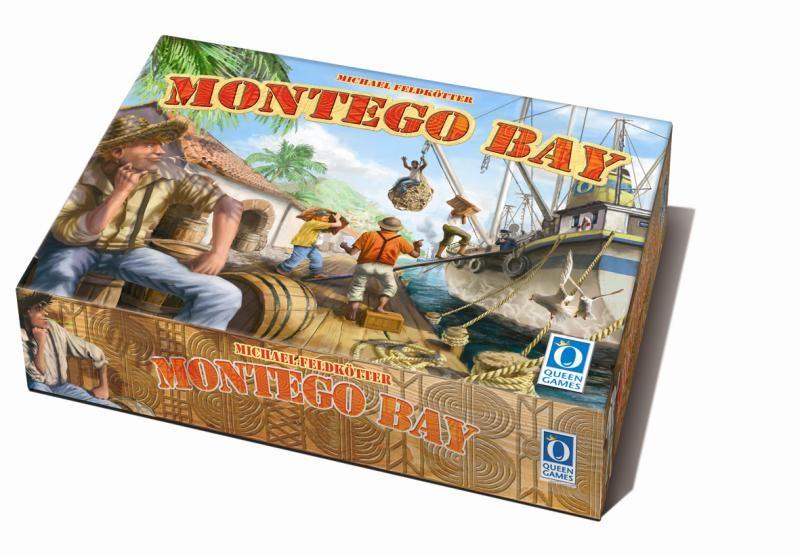 Gra Planszowa Montego Bay (plus inne gry w niskich cenach)