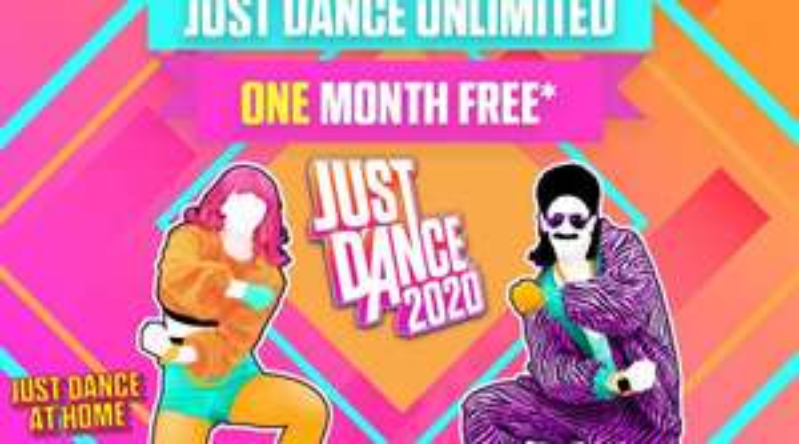 Just dance 2020 unlimited 1 miesiąc za darmo dla wszystkich [xbox one, ps4, pc, switch] #zostanwdomu