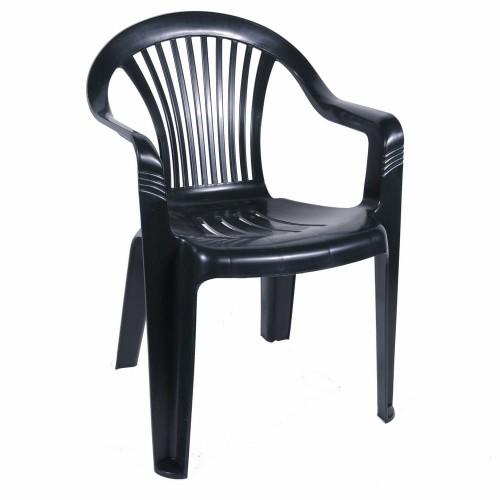Krzesło/fotel SZAFIR ogrodowy - ciemna zieleń
