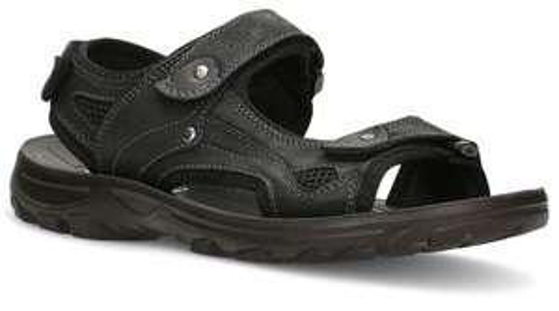 Skórzane sandały męskie Gino Rossi