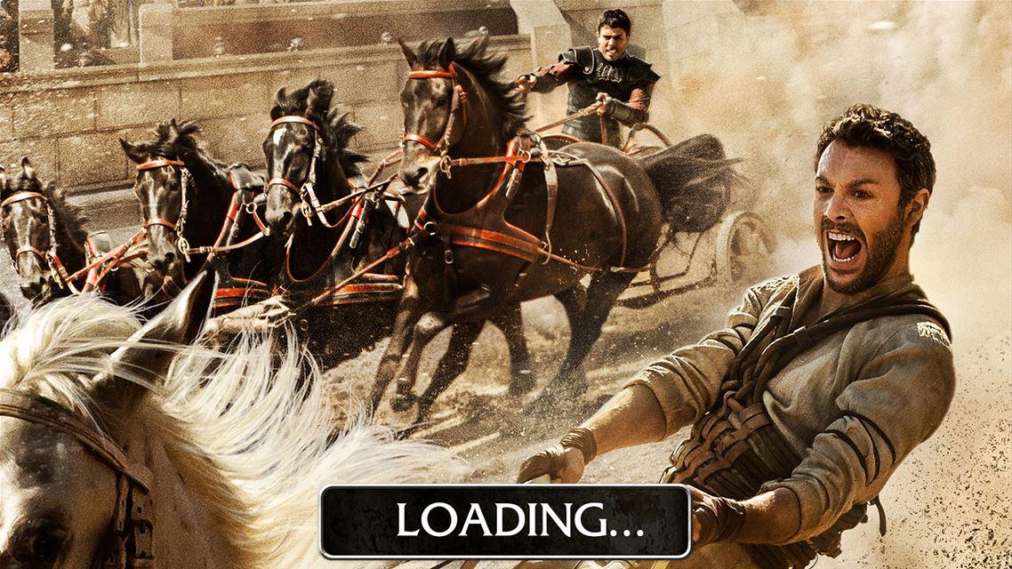 Gra Ben-Hur Xbox ONE za darmo