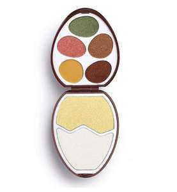 Zestaw cieni MakeUp Revolution Easter Egg Chocolate