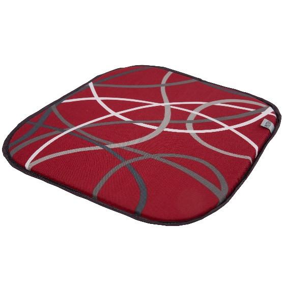 Poduszka na krzesło, kwadratowa, odbiór os.0zł