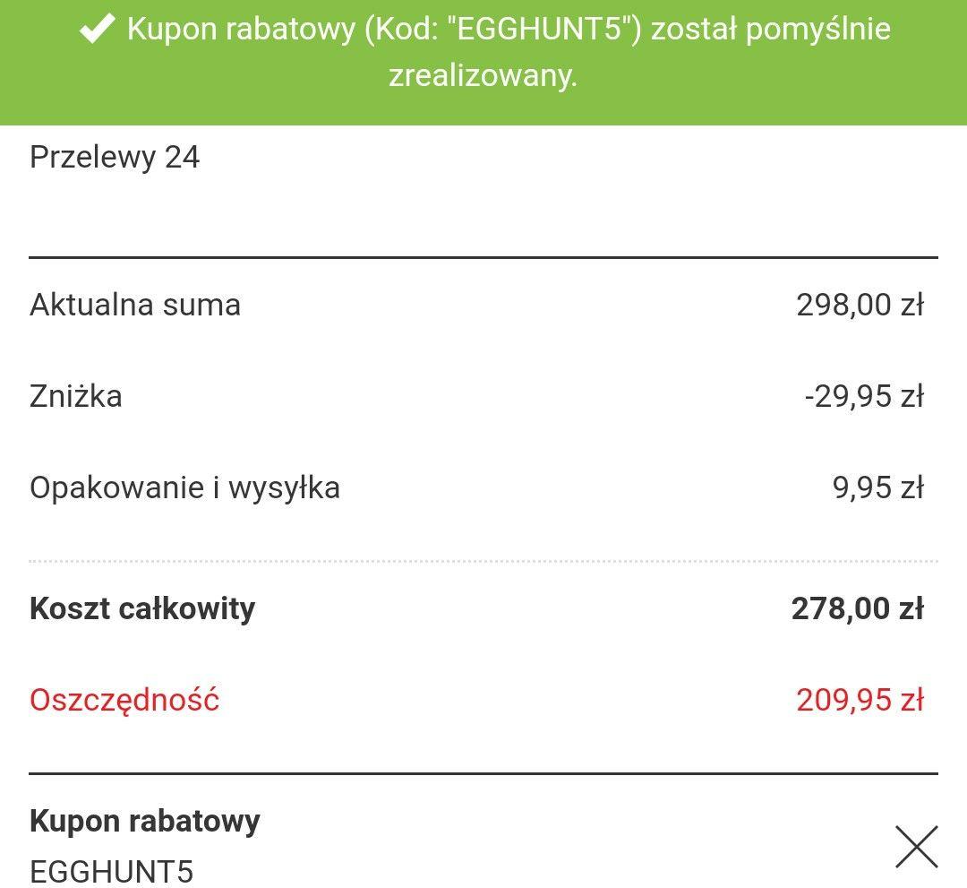 Rabat na wysyłkę i -20 PLN rabatu na zakupy w Zalando Lounge   MWZ 260PLN  Darmowa wysyłka