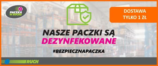 Księgarnia Dadada - Dostawa z Paczką w Ruchu za 1 zł