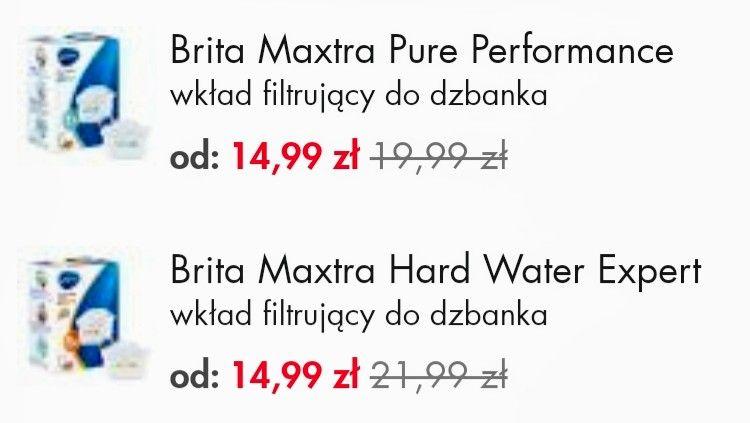 Brita Maxtra Pure Performance / Hard Water Expert