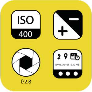 Exif Viewer by Fluntro (iOS App store)
