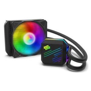 Chłodzenie wodne procesora SILENTIUMPC Navis EVO ARGB 120 SPC239