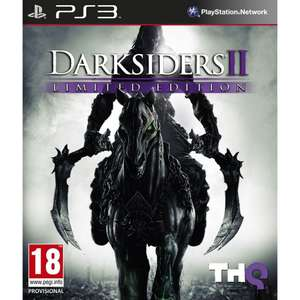 Darksiders II na PS3