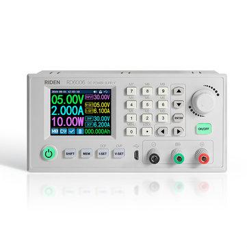 Kontroler Cyfrowy RD6006 regulowany moduł zasilania przełącznik napięcia DC Stabilized Power Adapter Buck Module Monitoring Power Supply