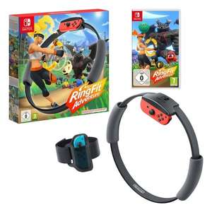 Ring Fit Adventure (Nintendo Switch) 84,37€