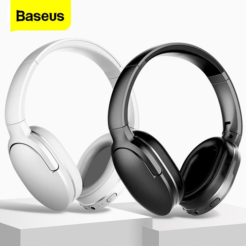 Baseus D02 bezprzewodowe sluchawki Bluetooth 5.0