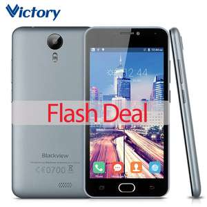 Blackview BV2000 1GB 8GB 4x1.3 64bit LTE 5.0 HD LOLLIPOP 5.1