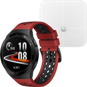 Orange Bez Abonamentu Smartwatch Huawei Watch GT 2e Sport + Waga Huawei Smart Scale AH100.