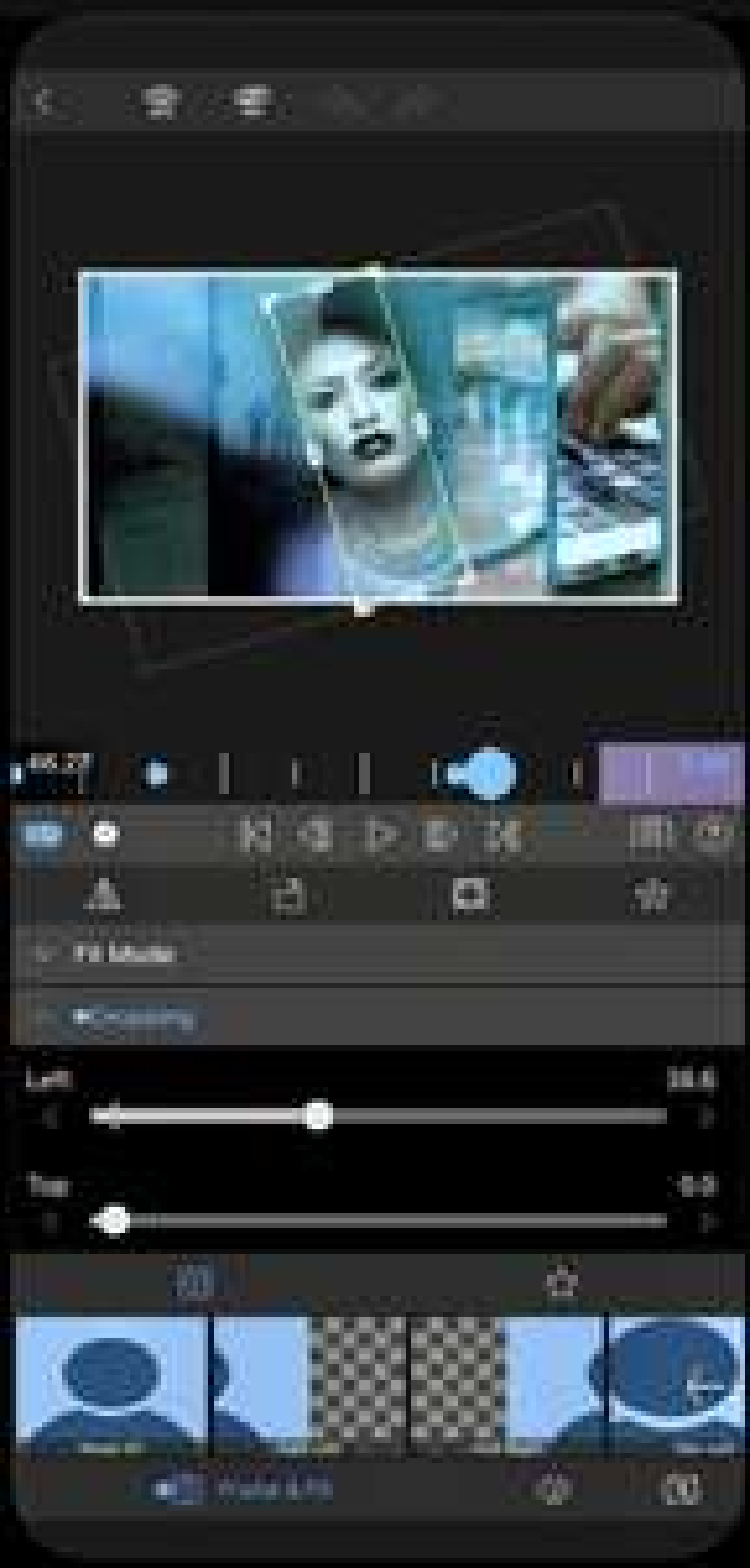 LumaFusion zaawansowany edytor video iOS