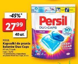 Kapsułki do prania Persil Duo Caps 40 szt. w Lidl