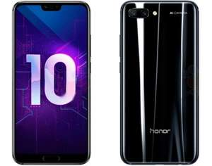 Honor 10 4/64 Kompaktowy B20 NFC AptxHD LDAC Amazon WHD