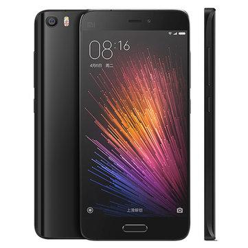 Xiaomi Mi5 Wszystkie kolory