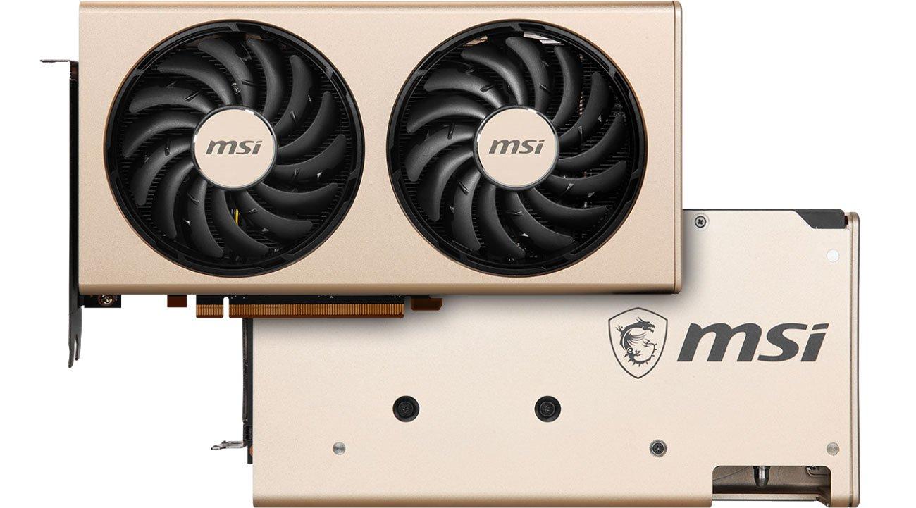 MSI Radeon RX 5700 EVOKE OC 8GB GDDR6 w x-kom.pl